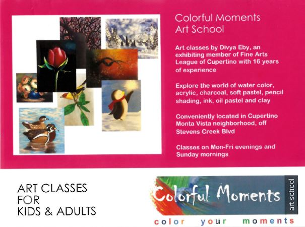 Colorful Moments Art School